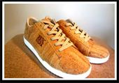 Couture Cork Sneakers